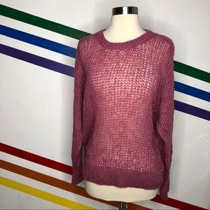 NEW Free People alpaca wool blend sweater